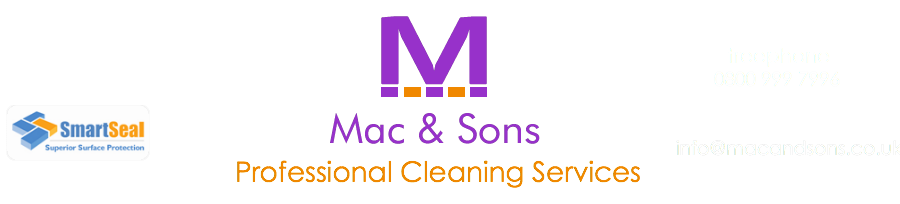 Mac and Sons Domestic and Commercial Cleaning Services